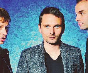 Christopher Wolstenholme, Dominic Howard, and Hot image