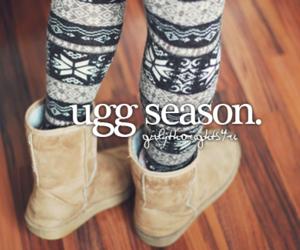 ugg, winter, and uggs image