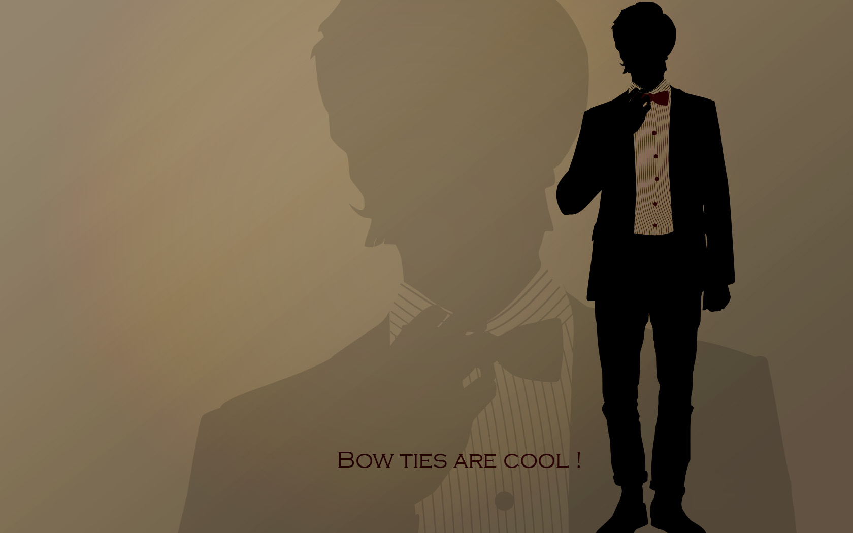 Eleventh Doctor Who Bowtie