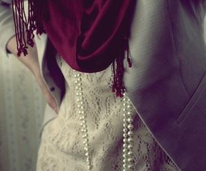 hijab, style, and islam image