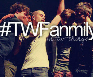 the wanted, twfanmily, and nathan sykes image