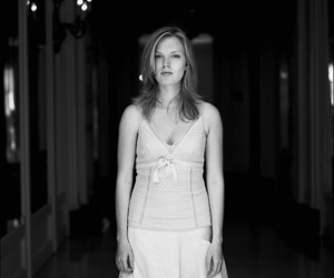 black and white and sarah polley image