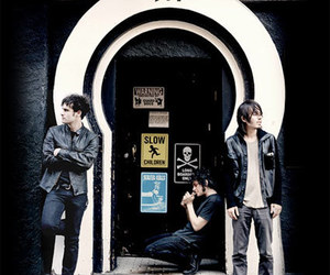 Black Rebel Motorcycle Club and indie image