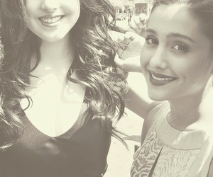 victorious, ariana grande, and liz gillies image