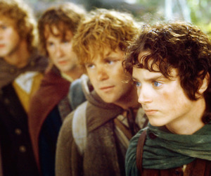 frodo, hobbit, and lord of the rings image