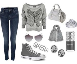 clothes, clothing, and jeans image