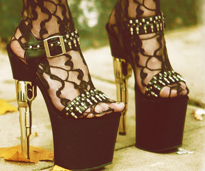 shoes, Taylor Momsen, and heels image