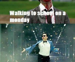 school, monday, and friday image