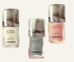 chanel, tumblr, and colors image