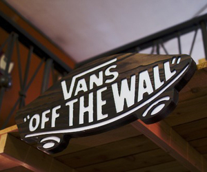 vans, shoes, and vans off the wall image