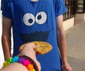cookie monster and photography image