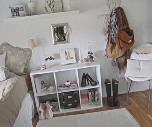 room, bedroom, and bag image