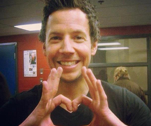 pierre bouvier, simple plan, and heart image