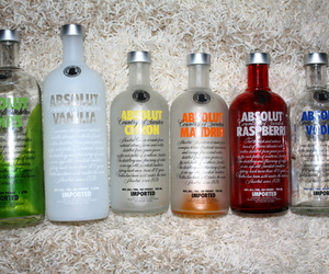 absolut, shop, and vodka image