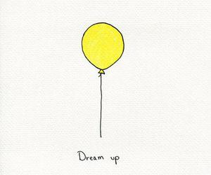 Dream, quotes, and yellow image