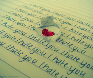 i, you, and love image