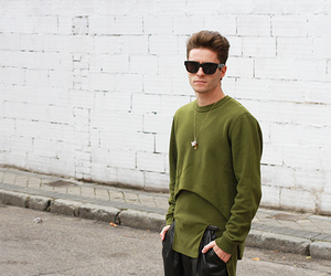 fashion, street style, and guy image