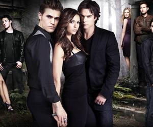 the vampire diaries, tvd, and elena image