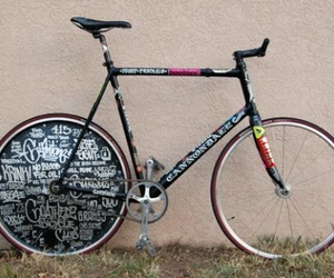 cannondale, krink, and track image
