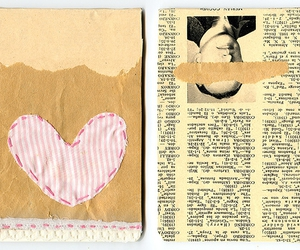 Collage and notebook image