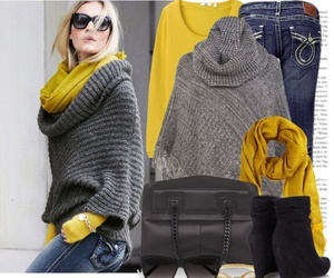 fashion, what to wear, and knitwear image