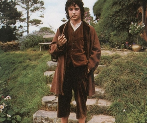 frodo, ring, and hobbit image