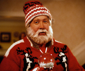 christmas, movie, and santa clause image