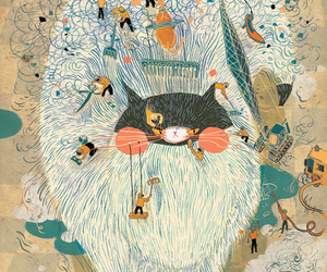 art, illustration, and victo ngai image