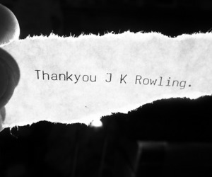 harry potter, jk rowling, and life image