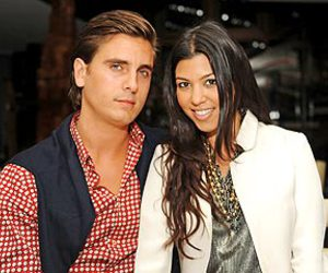 couple, kourtney, and dissick image