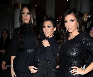 boutique, glamour, and kim kardashian image