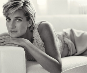 diana, princess, and princess diana image