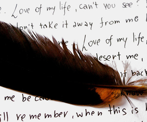 feathers, song, and heart image