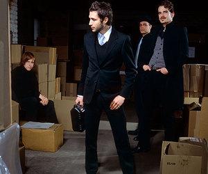 daniel kessler, interpol, and paul banks image
