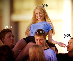 mean girls, me, and you image