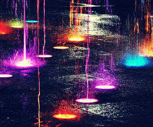 colorful and lights image