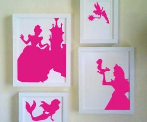 princess, disney, and pink image