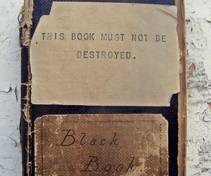 book and black book image