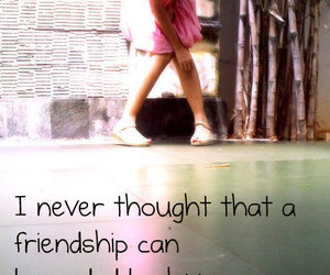 friendship, girl, and love image