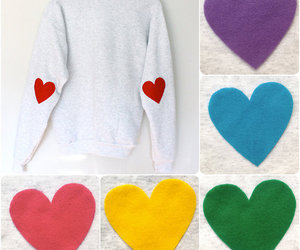 clothes, rainbow, and clothing image