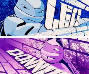 blue, cool, and donnie image