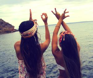 love, friends, and summer image