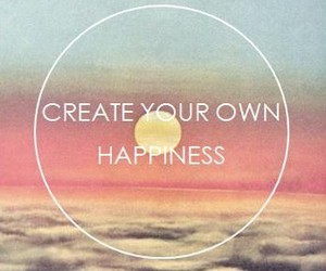 quote, girl, and happiness image