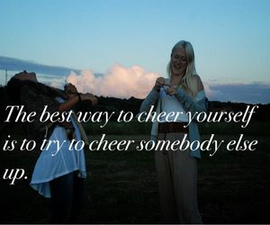 cheer, friend, and happiness image