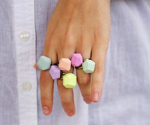 accesories and rings image