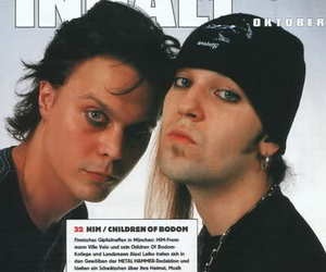 him, ville valo, and alexi laiho image