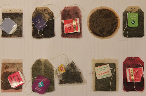 tea, tea bag, and vintage image