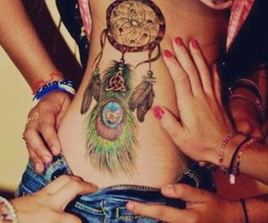 dreamcatcher, tattoo, and -ldkh.mghdsñlk image
