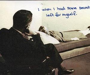 postsecret, secret, and therapy image