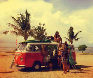 beach, good vibe, and hippie image